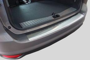 Copri paraurti in acciaio inox per Chevrolet Aveo 3D 02/2011, ANNI 2008-2011