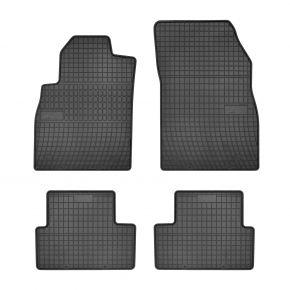 Tappeti in gomma auto per OPEL CASCADA 4 pz 2013-up
