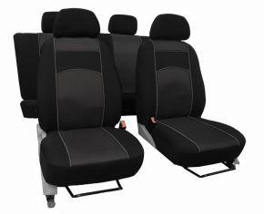 Copri sedili su misura Vip FIAT 500 L (2012-2017)