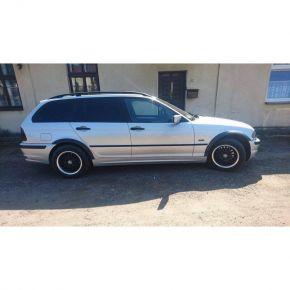 Parafanghini per BMW E46 SEDAN 1998-2007 5-PORTE