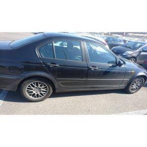 Parafanghini per BMW E46 COMBI 1998-2007 5-PORTE