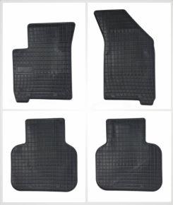 Tappeti in gomma auto per FIAT FREEMONT 4 pz 2011-