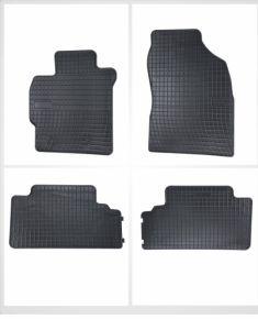 Tappeti in gomma auto per TOYOTA COROLLA X E14, E15, 542766 4 pz 2002-2007