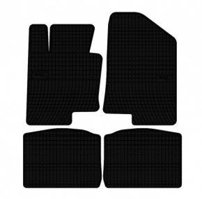 Tappeti in gomma auto per KIA OPTIMA 4 pz 2012-