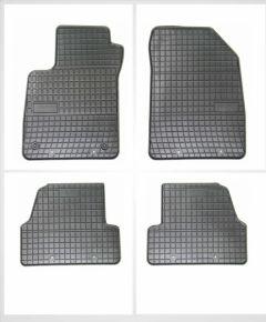 Tappeti in gomma auto per OPEL MOKKA 4 pz 2012-