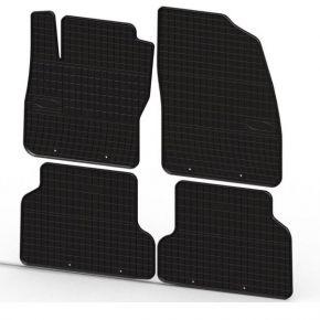Tappeti in gomma auto per VOLVO V40, V50, V60, V70 4 pz 2000-2006