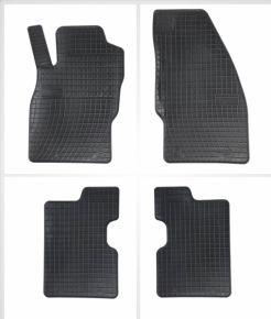Tappeti in gomma auto per OPEL CORSA 4 pz 2015-