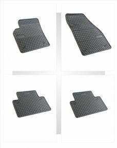 Tappeti in gomma auto per VOLVO V40, V50, V60, V70 4 pz 2005-