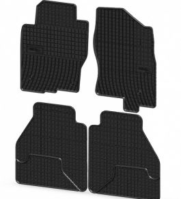 Tappeti in gomma auto per NISSAN PATHFINDER 4 pz 2010-