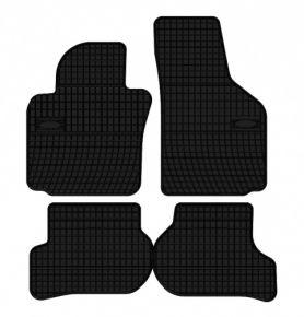 Tappeti in gomma auto per SEAT LEON 4 pz 2005-2012