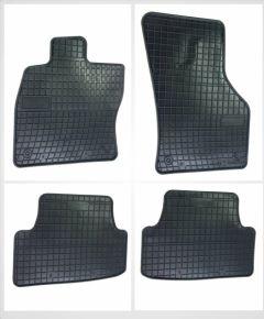 Tappeti in gomma auto per SEAT LEON 4 pz 2013-
