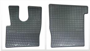 Tappeti in gomma auto per DAF XF EURO 6 2 pz 2014-