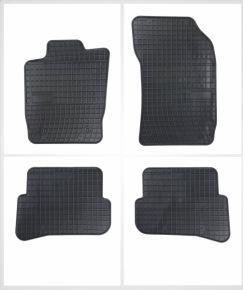 Tappeti in gomma auto per AUDI A1 4 pz 2010-