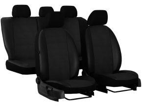 Copri sedili su misura In pelle con stampa AUDI A4 B8 (2007-2015)-