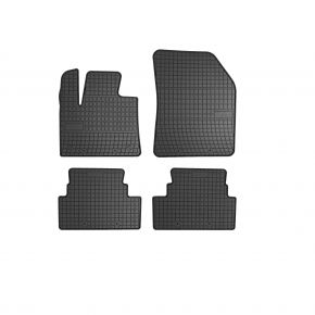 Tappeti in gomma auto per OPEL GRANDLAND X 4 pz 2017-up