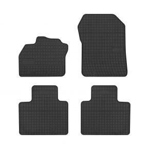 Tappeti in gomma auto per RENAULT ZOE 4 pz 2012-up