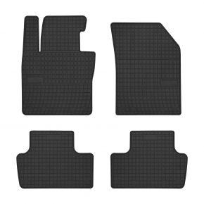 Tappeti in gomma auto per VOLVO XC60 II 4 pz 2017-up