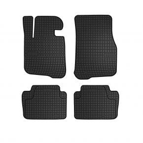 Tappeti in gomma auto per BMW 4 (F32,F33,F36) 4 pz 2013-