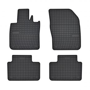 Tappeti in gomma auto per VOLVO V60 II 4 pz 2018-up