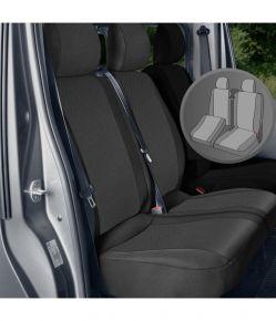 Housse de siège de voiture sur mesure Tailor Made DV2 pre OPEL VIVARO (2014→)