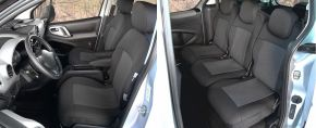 Housse de siège de voiture sur mesure Tailor Made pre CITROEN BERLINGO II Multispace 5p. (2008-2018)