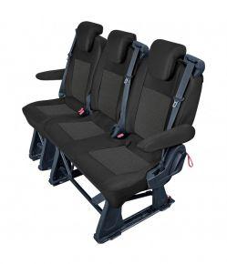 Housse de siège de voiture sur mesure Tailor Made pre Ford Transit Custom -2018