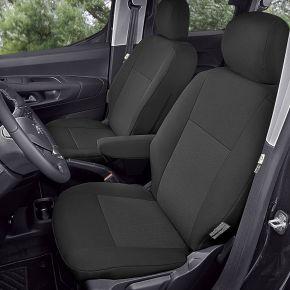 Housse de siège de voiture sur mesure Tailor Made 1+1 pre OPEL COMBO E (2019→)