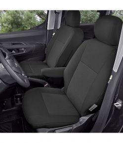 Housse de siège de voiture sur mesure Tailor Made pre PEUGEOT RIFTER 5p. (2019→)