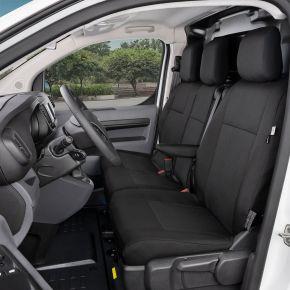 Housse de siège de voiture sur mesure Tailor Made pre OPEL VIVARO C 2+1 (2019→)