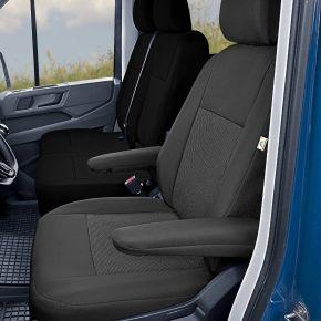 Housse de siège de voiture sur mesure Tailor Made DV1 pre VOLKSWAGEN CRAFTER II (2016→)