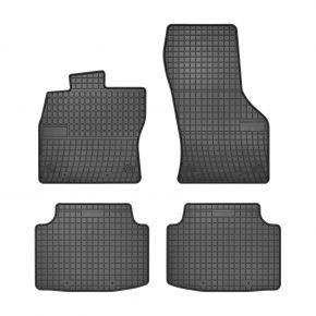 Tappeti in gomma auto per VOLKSWAGEN PASSAT B8 4 pz 2014-up