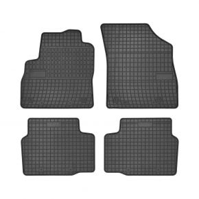Tappeti in gomma auto per OPEL ASTRA V K 4 pz 2015-up