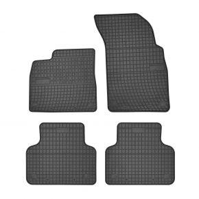 Tappeti in gomma auto per AUDI Q7 II 4 pz 2015-