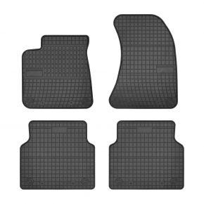 Tappeti in gomma auto per AUDI A8 D4 4 pz 2010-