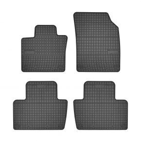 Tappeti in gomma auto per VOLVO XC90 II 4 pz 2015-up
