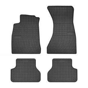 Tappeti in gomma auto per AUDI A4 (B9) 4 pz 2015-