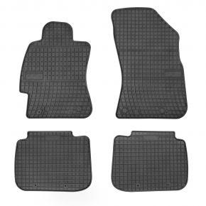 Tappeti in gomma auto per SUBARU OUTBACK V 4 pz 2014-up