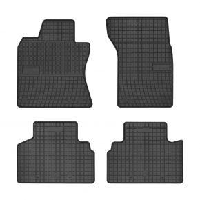 Tappeti in gomma auto per INFINITI Q50 4 pz 2013-up