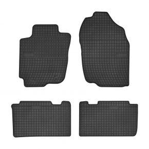 Tappeti in gomma auto per TOYOTA RAV 4 IV 4 pz 2013-up