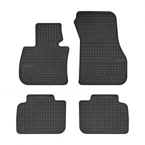 Tappeti in gomma auto per BMW X1 (F48) 4 pz 2015-