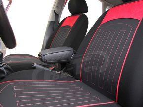 Copri sedili su misura Rombo (trapuntate) FIAT ULYSSE