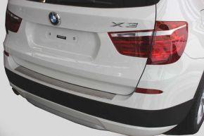 Copri paraurti in acciaio inox per BMW X3  F25, ANNI -2011