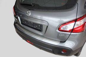 Copri paraurti in acciaio inox per Nissan Qashqai + 2, ANNI -2010
