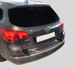 Copri paraurti in acciaio inox per Opel Astra IV J  HB, ANNI -2009