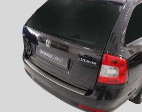 Copri paraurti in acciaio inox per Renault Scenic II  VAN, ANNI 2003-2009 VTVauto
