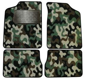 Army car mats Citroen AX 1991-1996  4ks