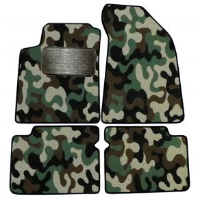 Army car mats Fiat Bravo 2007-up 4ks