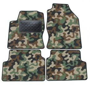 Army car mats Ford Focus I 1998-2004 4ks