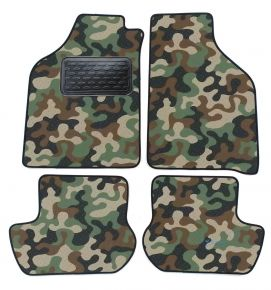 Army car mats Ford Ka 1997-2008 4ks