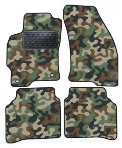 Army car mats Ford Mondeo 1996-2000 4ks
